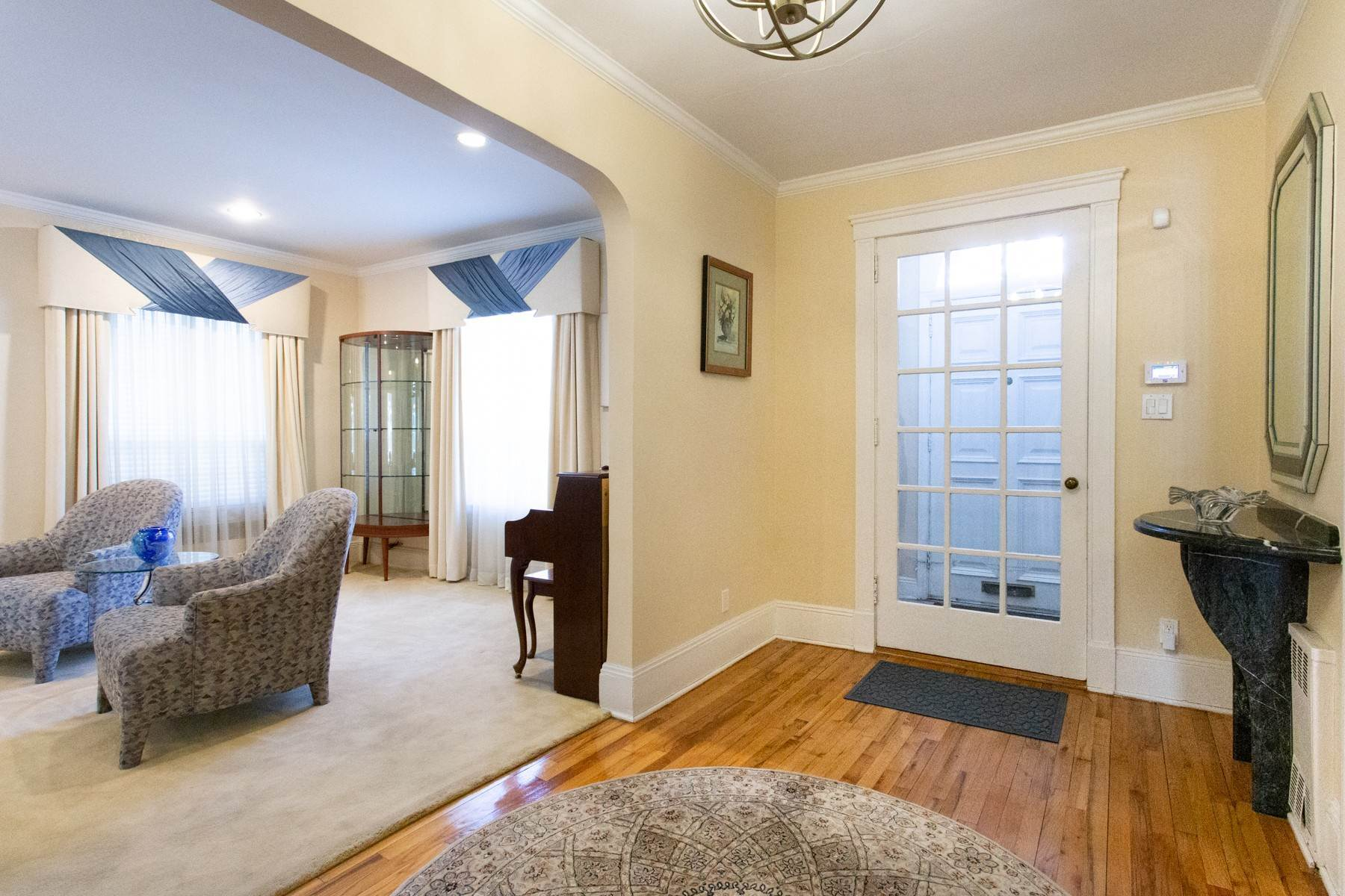 17. Single Family Homes for Sale at 'GRACIOUS LIVING IN KEW GARDENS' 103 Mowbray Drive, Kew Gardens, New York 11415 United States