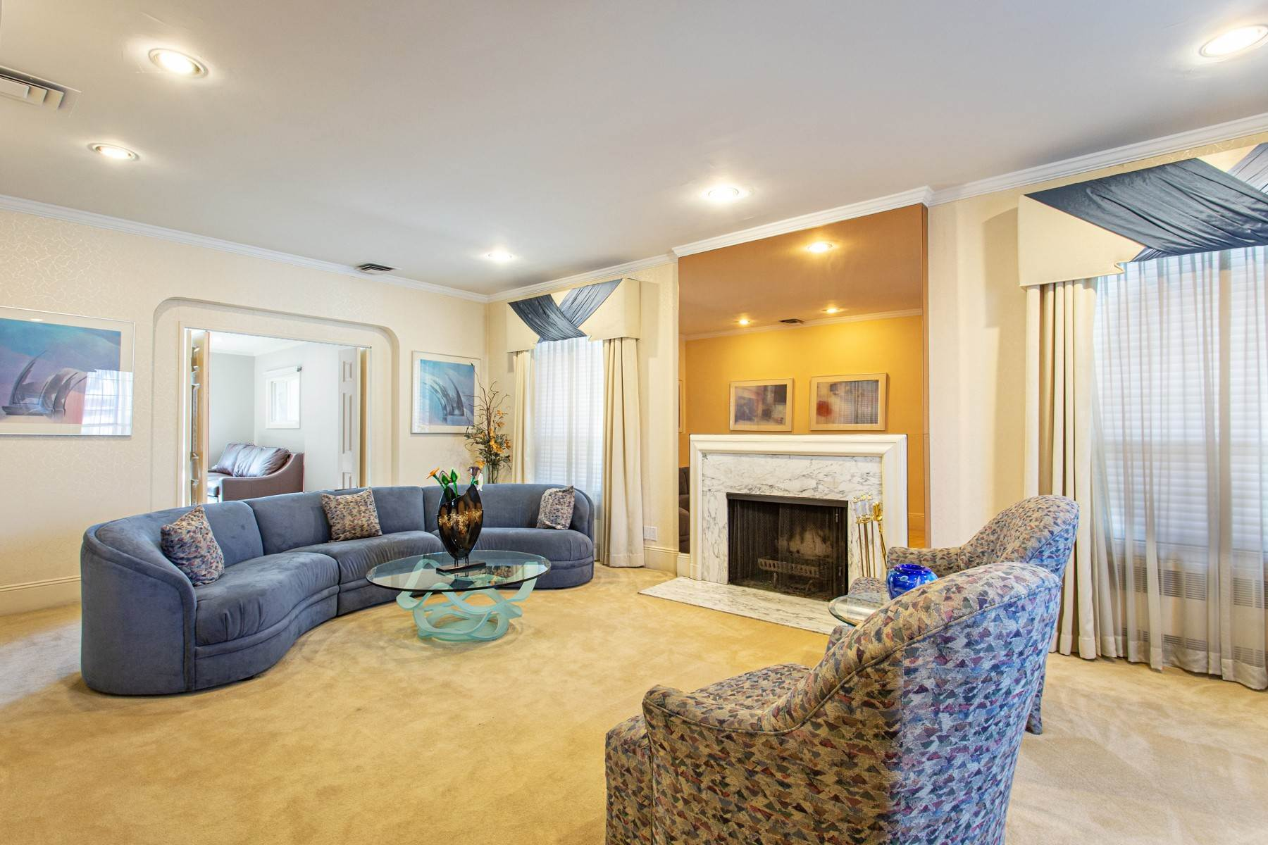 3. Single Family Homes for Sale at 'GRACIOUS LIVING IN KEW GARDENS' 103 Mowbray Drive, Kew Gardens, New York 11415 United States