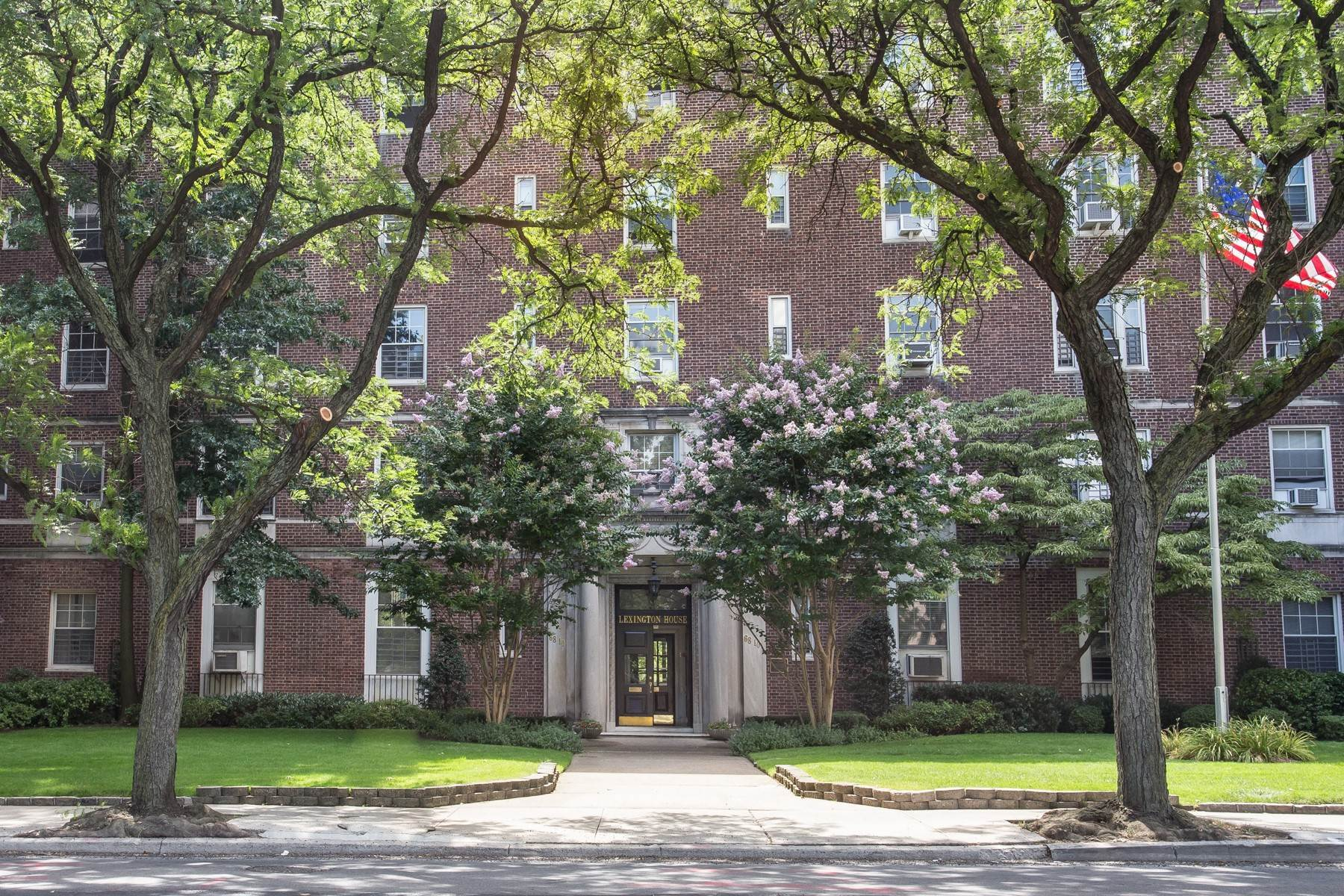 Co-op Properties for Sale at 'TIMELESS AND ELEGANT PRE WAR THREE BEDROOM CO-OP' 68-10 108th Street, #2E, Forest Hills, New York 11375 United States
