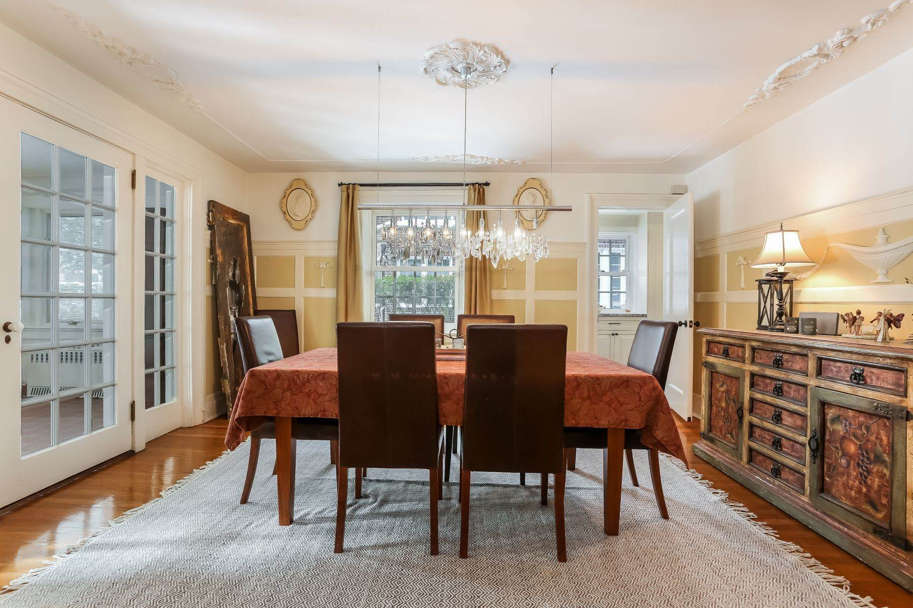 8. Single Family Homes for Sale at 'SPACIOUS STORYBOOK HOME, FULLY RENOVATED' 19 Groton Street, Forest Hills Gardens, Forest Hills, New York 11375 United States