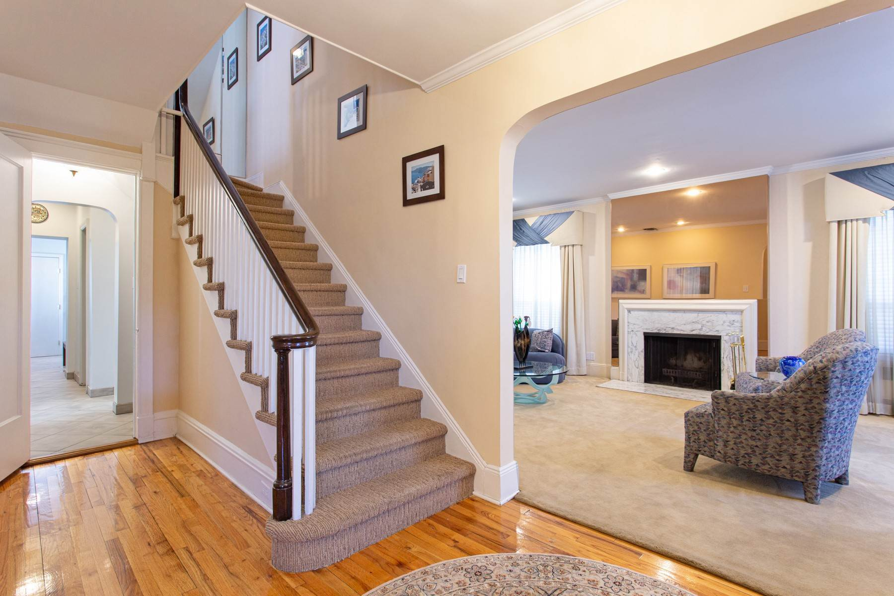 10. Single Family Homes for Sale at 'GRACIOUS LIVING IN KEW GARDENS' 103 Mowbray Drive, Kew Gardens, New York 11415 United States