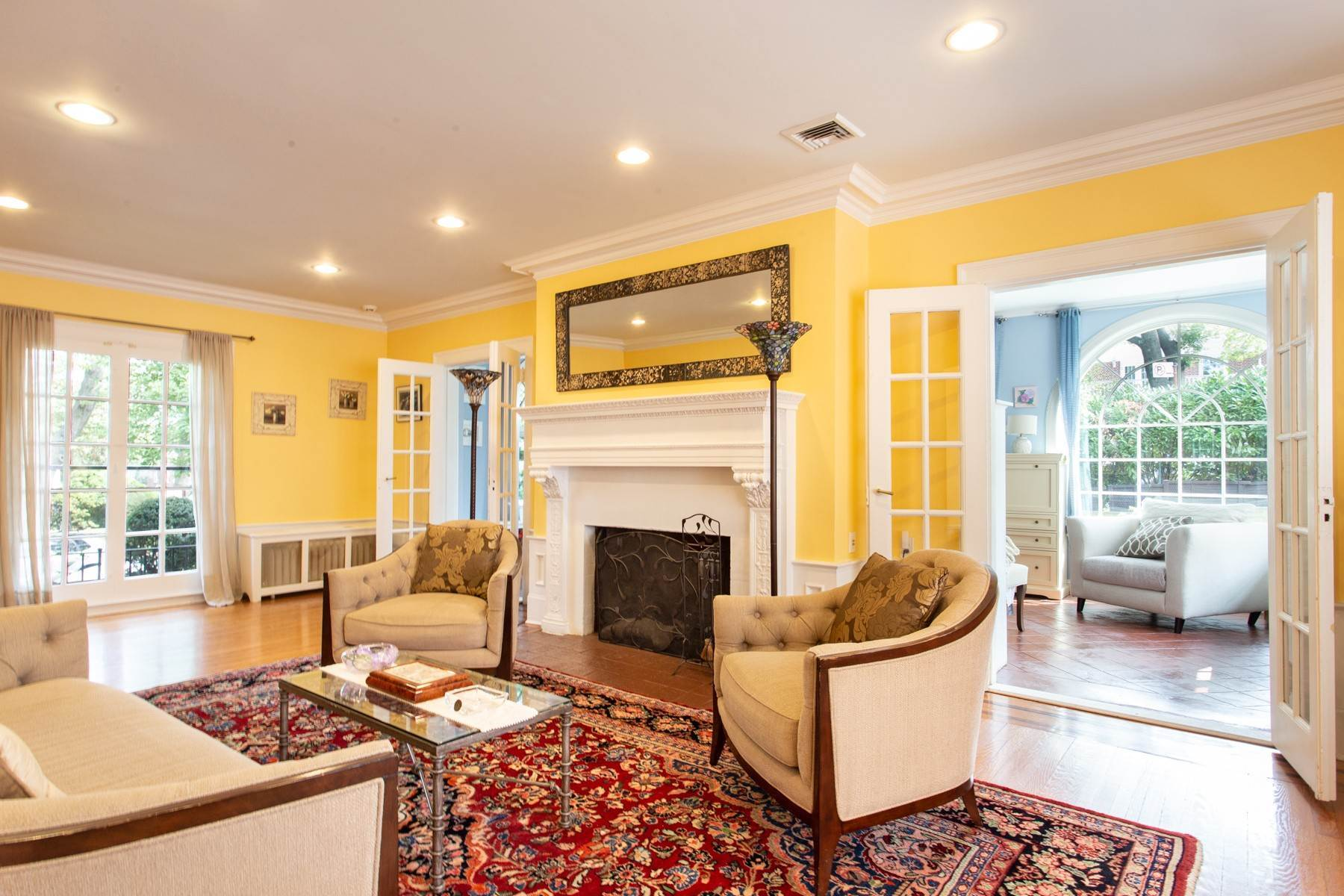 3. Single Family Homes for Sale at 'KEW GARDENS MEDITERRANEAN MASTERPIECE' 48 Beverly Road, Kew Gardens, New York 11415 United States