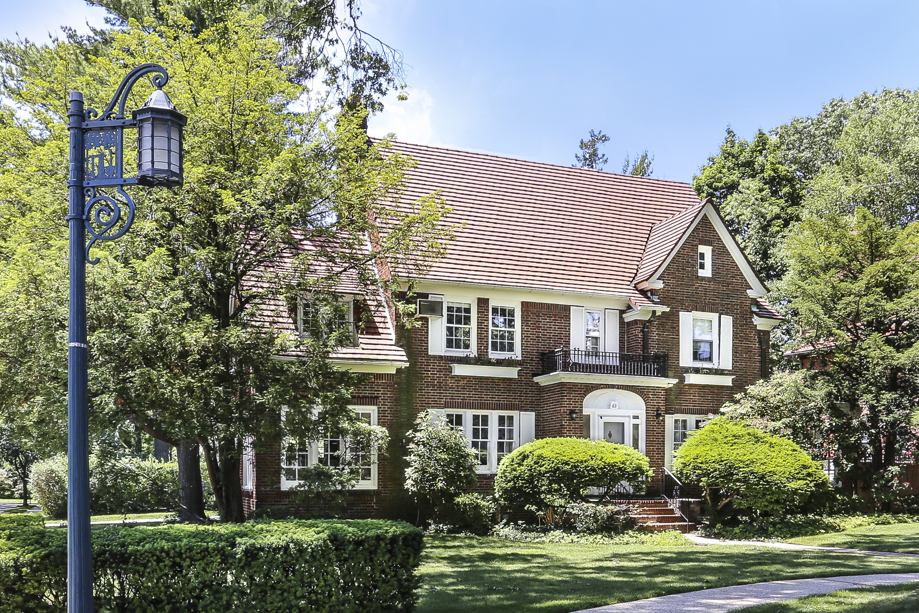 This Forest Hills Gardens Colonial Is Nothing Short Of An